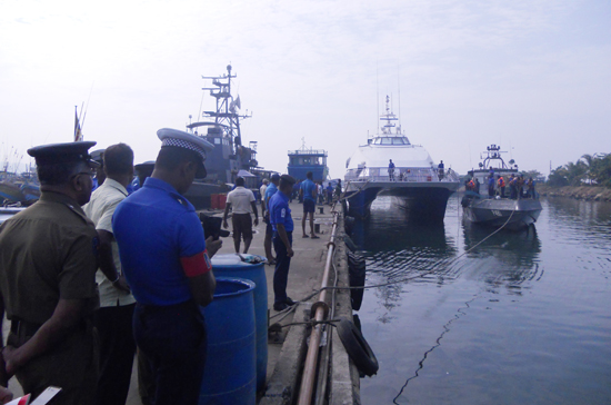 The official website of Sri Lanka Navy - SL Navy in an operation to